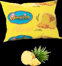 Cremosino sabor Abacaxi