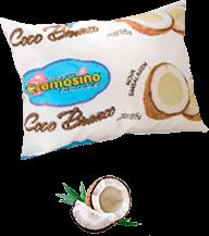 Cremosino sabor Coco Branco