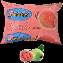 Cremosino sabor Goiaba