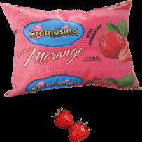 Cremosino sabor Morango